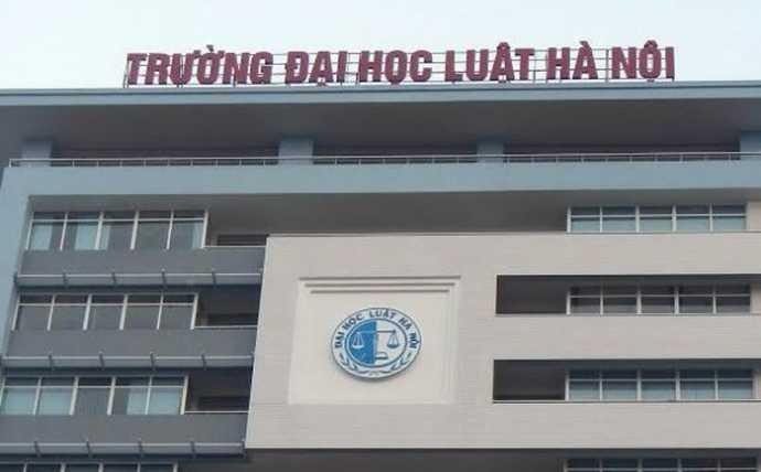 Đại học Luật Hà Nội là một trong những ngôi trường uy tín của Việt Nam